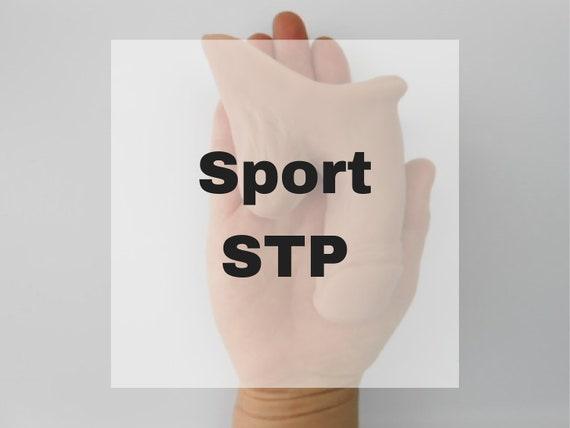 SPORT STP - Mature - Platinum Silicone - FtM - Prosthetic - Transgender
