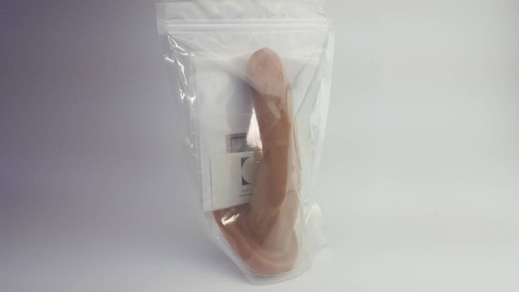 BJ Dildo #3035 - Hand Painted Silicone Dildo -Mature -Adult Toy - Designed to Suck