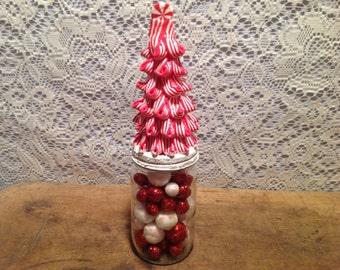 Peppermint Christmas Tree