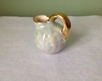 Mini Shawnee Ball Jug Pitcher