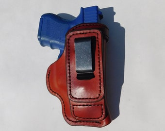 Tuckable Inside Waistband CCW Holster for Glock 26