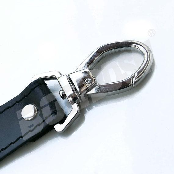 Cuir Hogtie-Noir Hog Tie cuir véritable Harvey Duty
