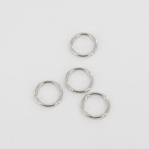 10//20//30Pc Binder Split Rings Book Ring Loose Leaf Ring Split Keychain Rings