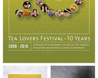 Tea Lovers Festival: 10 Years > Limited-Edition Version > No. 10 of 12
