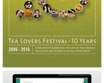 Tea Lovers Festival: 10 Years > Digital Version