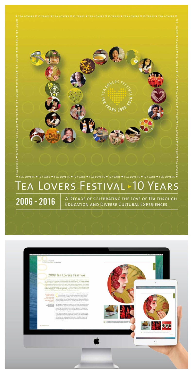 Tea Lovers Festival: 10 Years  Digital Version image 0