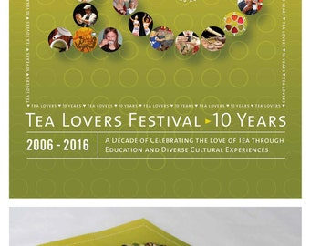 Tea Lovers Festival: 10 Years > Soft Cover Version