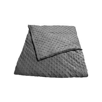 Weighted blanket from Lavender Wraps for staying warm