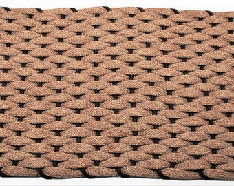 Rockport Rope Doormats elegant hand woven Free shipping Continental USA