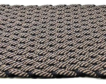 Rockport Rope Mats elegant hand woven