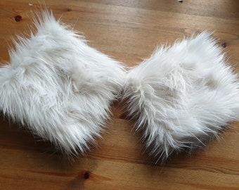 Fluffy Cuffs