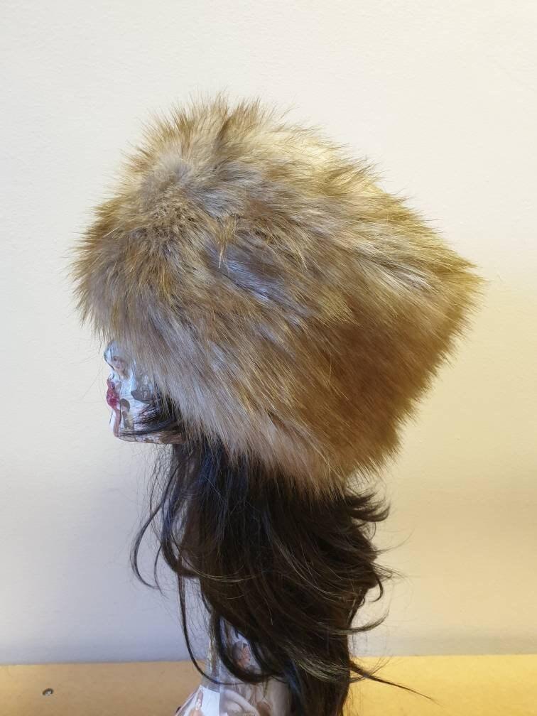 Sherry Fox Faux Fur Winter Hat