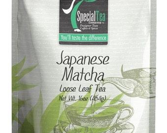16 oz. Matcha Japanese Green Tea Powder