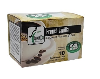 French Vanilla, Single Serve Coffee Cups (10 count)