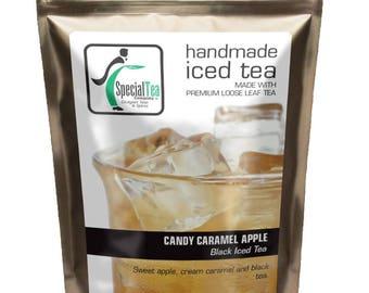 Candy Caramel Apple Black Iced Tea, Makes 1 Gallon