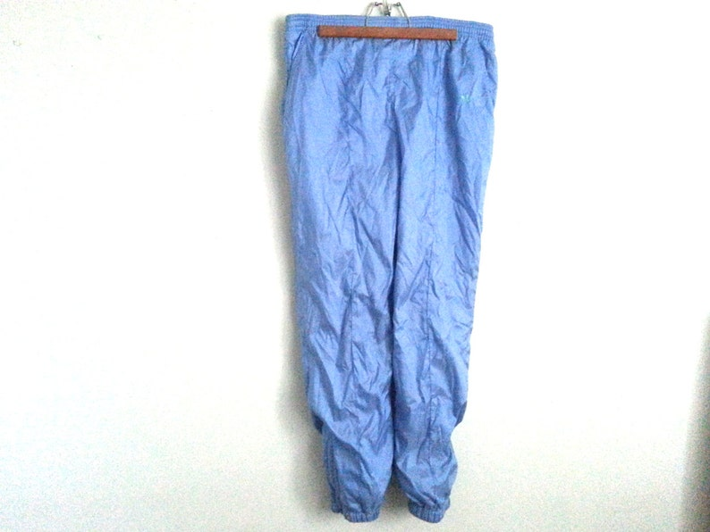 21aef882a92a Vintage Adidas Track Pants Light Blue Women s Large