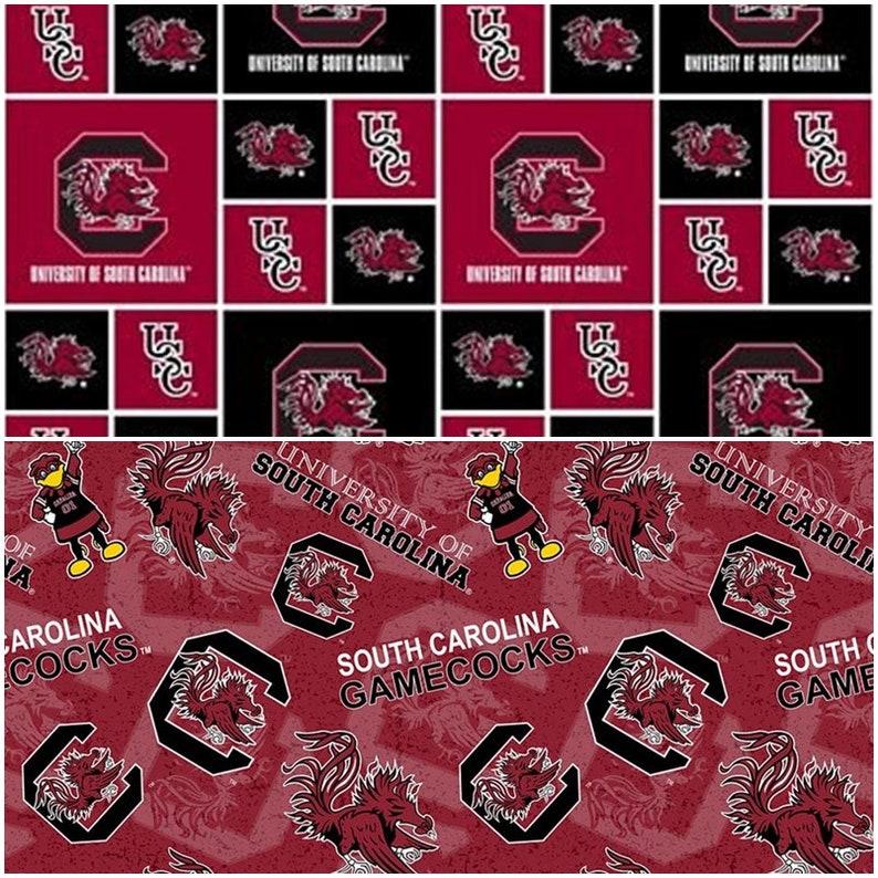 NCAA University of South Carolina Black & Garnet College image 0