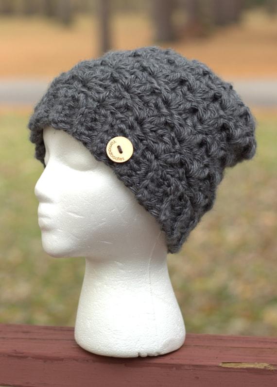 97fe07dbb0eb7 Slouch Beanie Slouch Hat Crochet Slouch Hat Crochet Slouchy