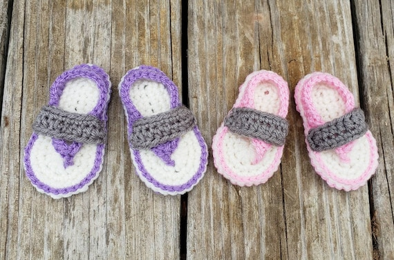 sports shoes huge discount 100% quality Baby Flip Flops, Infant Flip Flops, Baby Sandals, Infant Sandals, Crochet  Baby Shoes, Newborn Flip Flops, Soft Baby Shoes, Soft Baby Sandals