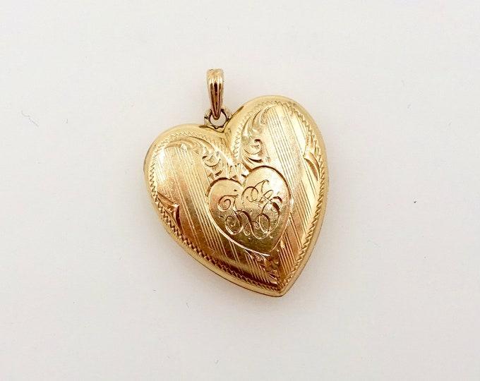 Fine Gold Charm Pendant