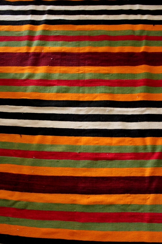 Vintage Kilim Rug, Turkish Kilim Vintage Handmade Kilim Rug