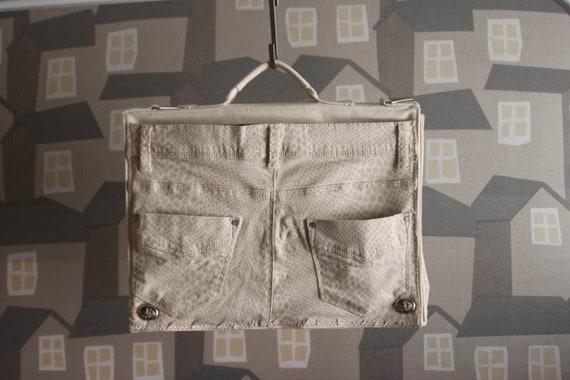 Heavyduty Canvas Messenger Bag
