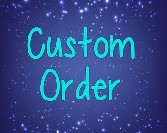Custom Shirts *only purchase after design has been approved*