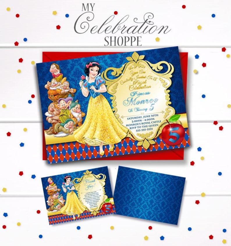 image regarding Snow White Invitations Printable called Snow White Invitation, Snow White, Snow, White, Invites, Snow White Birthday, Snow White Invites, Snow White Occasion Invitation