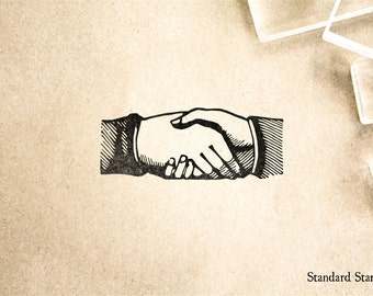 Shaking Hands Etsy