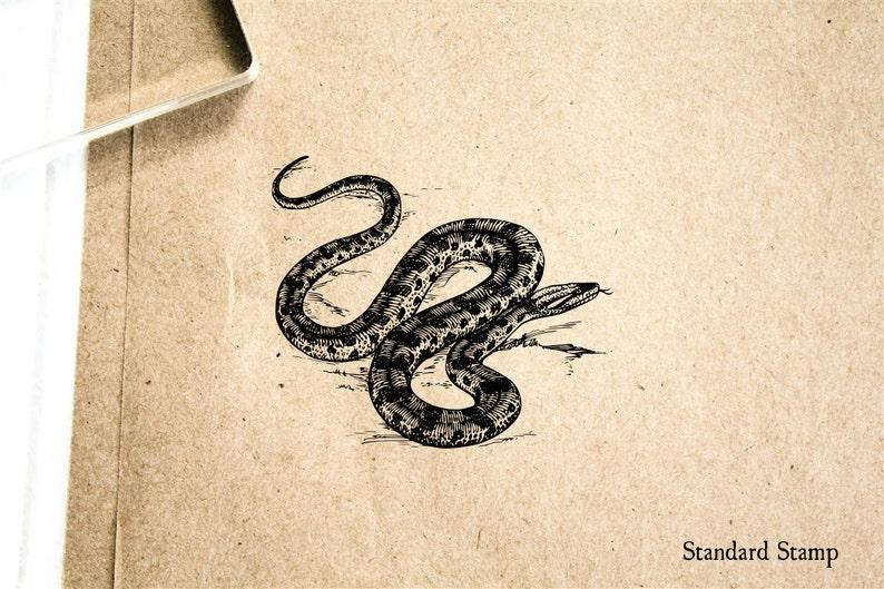 3a03fe6a3 Znaczek gumowy węża-2 x 2 cale   Etsy