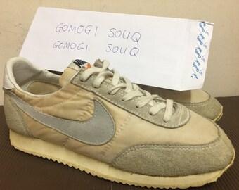 promo code aa7d4 b17e0 Vintage Nike UK6 Made in Korea 70s80s