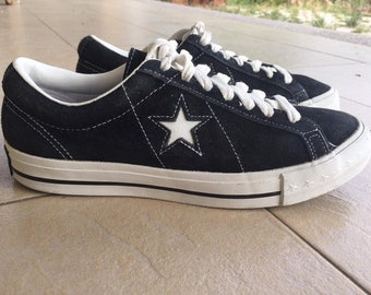 030e36774965 Vintage Converse One Star UK7.5