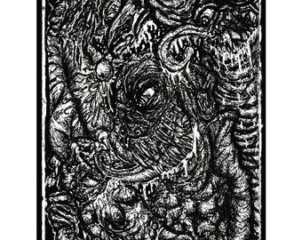 Untitled - original drawing