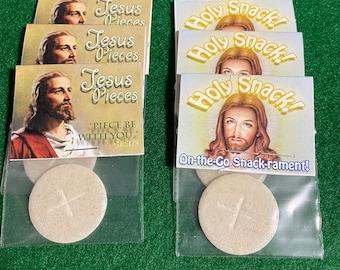 Holy Snack // Jesus Pieces READ DESCRIPTION