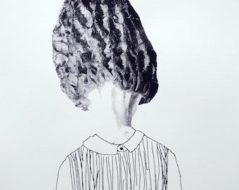 Mademoiselle Morel (Fungi girl 6)