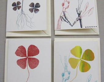 Kaartenset / set of greeting cards