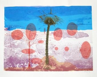 Schimmellandschap 1 / Fungus landscape 1