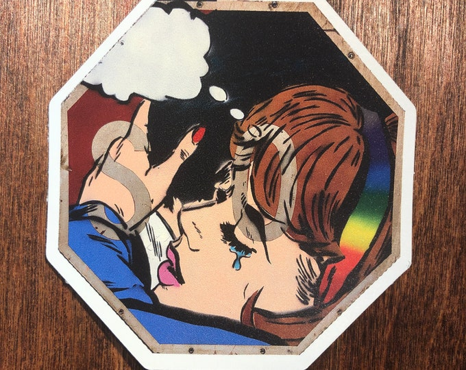 "SO | 3"" x 3"" sticker"