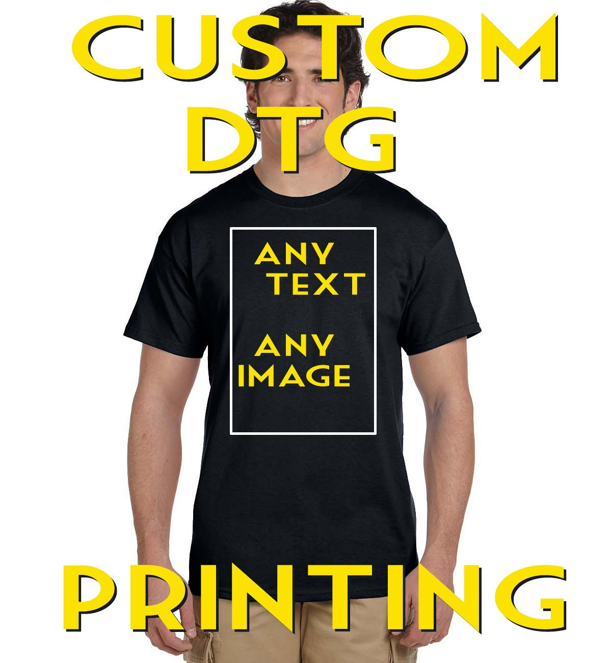 3611d1bbe Dtg Printer Black T Shirt – EDGE Engineering and Consulting Limited