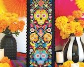 Momento Mori - Satsuma Street - Day of the Dead cross stitch pattern - Instant download PDF