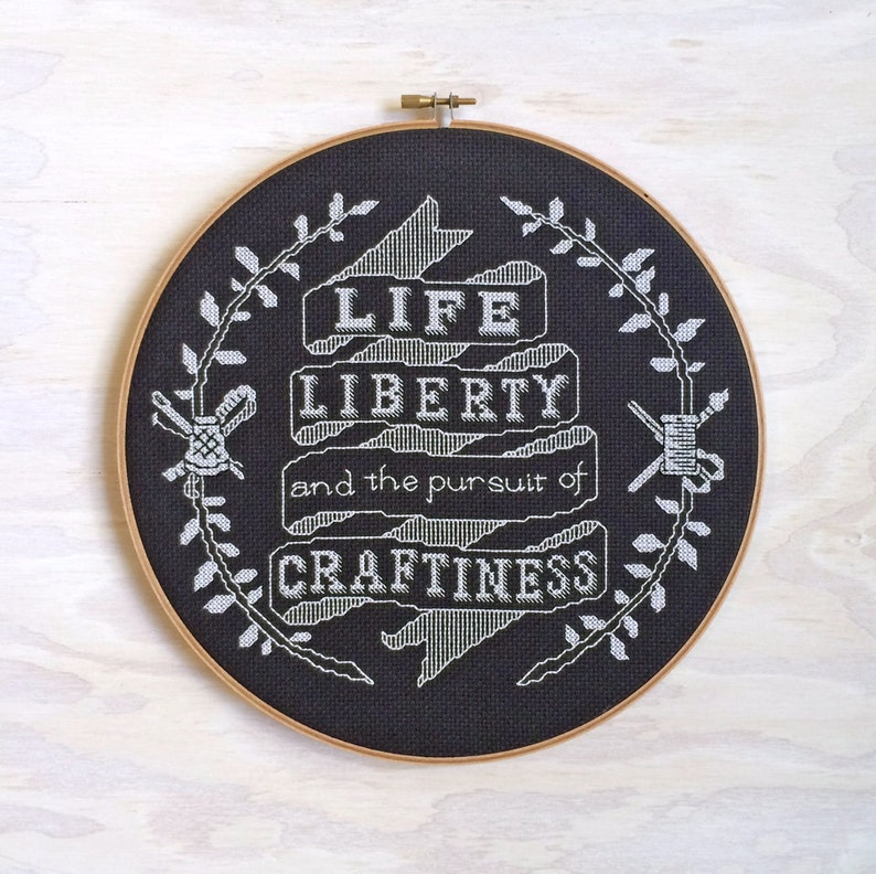 Life Liberty and the Pursuit of Craftiness  Satsuma Street image 0