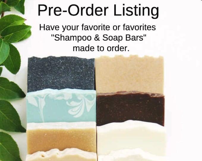 Pre-Order Soap Bars