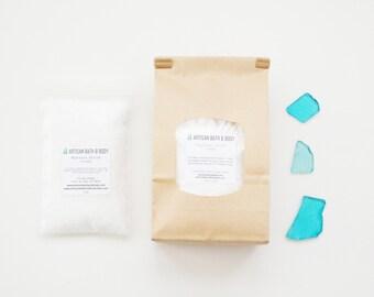 Magnesium Chloride Flakes   Therapeutic Grade, Detox Mineral Bath Salts, Relaxing, Transdermal, Soothing Body Soak, Pure Skin Care, Dead Sea