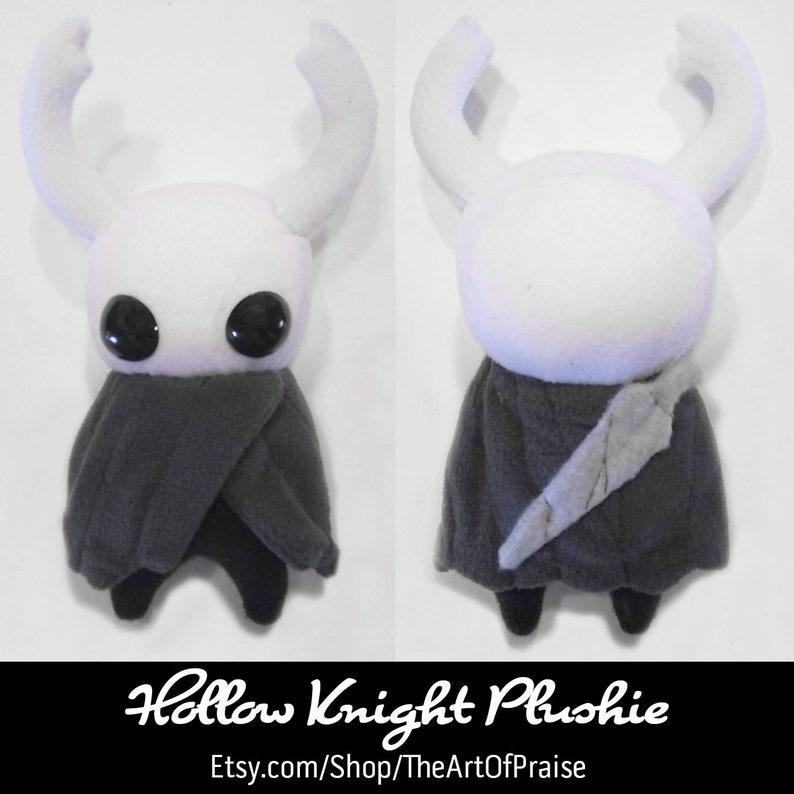 Hollow Knight Plushie image 0