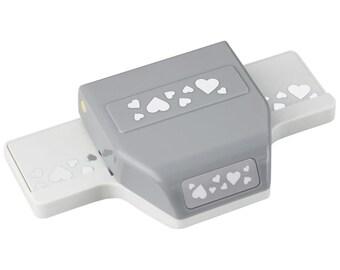 EK Success Edge Paper Punch - Heart Confetti