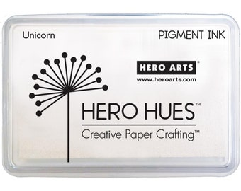 Hero Arts - Unicorn White