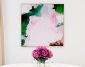 Jolie, Abstract art, art prints, prints wall art, large wall art, serene abstract, wall art prints, extra large wall art, pink abstract
