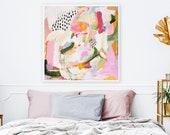 Adira, Abstract art, art prints, prints wall art, large wall art, abstract,  wall art prints, extra large wall art, pink abstract