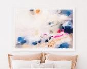 Gabrielle, Abstract art, art prints, prints wall art, large wall art, abstract, wall art prints, extra large wall art, pink art