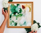Dalian, Abstract art, art prints, prints wall art, large wall art, abstract,  wall art prints, extra large wall art, green abstract